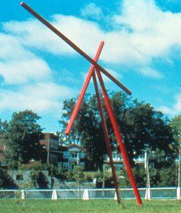 Don Quichotte, 1976. Parc Louis-Querbe, Joliette
