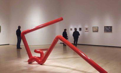 Activités autour de la rétrospective Marcel Barbeau. En mouvement